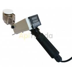 Sanidad Sublimador de acido oxalico 230V El sublimador de ácido oxálico produce una niebla en la colmena que recubre todas las a