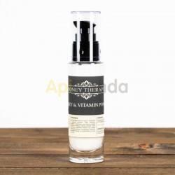 Crema facial hidratante con jalea real -50ml-
