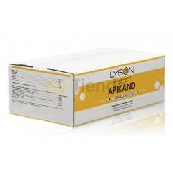 Apikand feed With Pollen 1kg (Box 20kg)