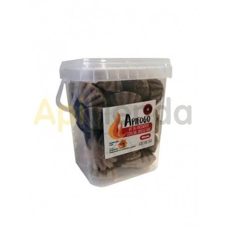 Ahumadores Pastillas de Encendido para Ahumador 40uds APIFOGO APIFOGO productos especializados para apicultura 100% naturales.