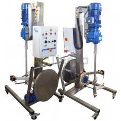 Mezclador - Agirador Miel Crema 200L