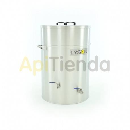 Fundidoras de cera Esterilizador de cera de 200L El esterilizador está fabricado en acero inoxidable resistente a los ácidos. Es