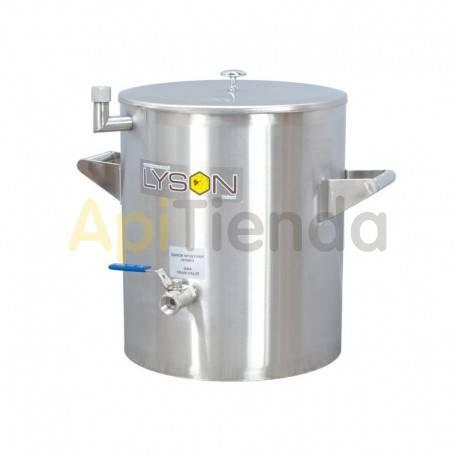 Cera  Caldera de cera eléctrica 10L   220V   2000W Mini fundidora de cera redonda para hacer velas Datos técnicos: Fabricado
