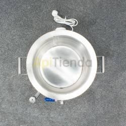 Cera  Caldera de cera eléctrica 10L | 220V | 2000W Mini fundidora de cera redonda para hacer velas Datos técnicos: Fabricado