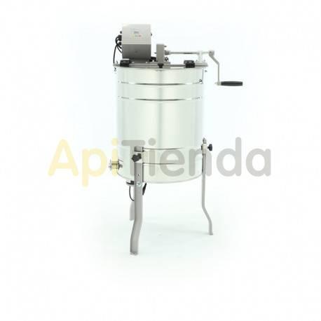 Extractores Extractor tangencial  3 cuadros universal, manual-eléctrico ÓPTIMA       Extractor tangencial 3 cuadros univer