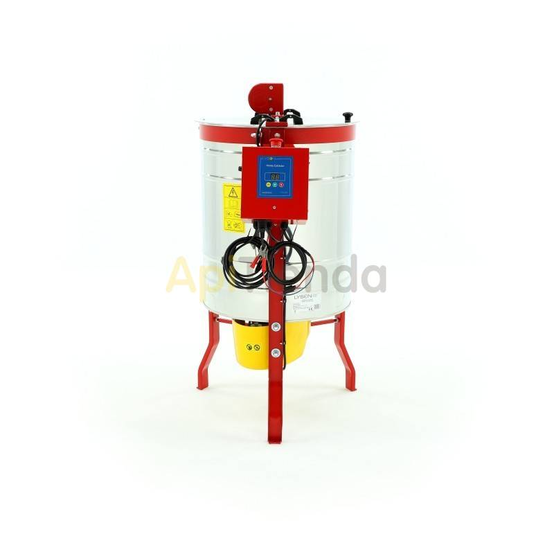 Extractor tangencial 3 cuadros universal, manual-eléctrico CLASSIC