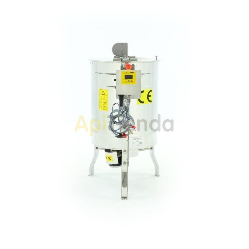 Extractores Extractor tangencial 3 cuadros universal, manual-eléctrico PREMIUM       Extractor tangencial 3 cuadros univer