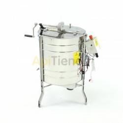 Extractores Extractor 4 cuadros universal, tangencial, manual-eléctrico PREMIUM  Extractor tangencial 4 cuadros universal, manu