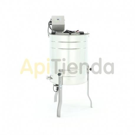 Extractores Extractor eléctrico de 3 cuadros ÓPTIMA       Extractor tangencial 3 cuadros universal, eléctrico. ÓPTIMA Gri
