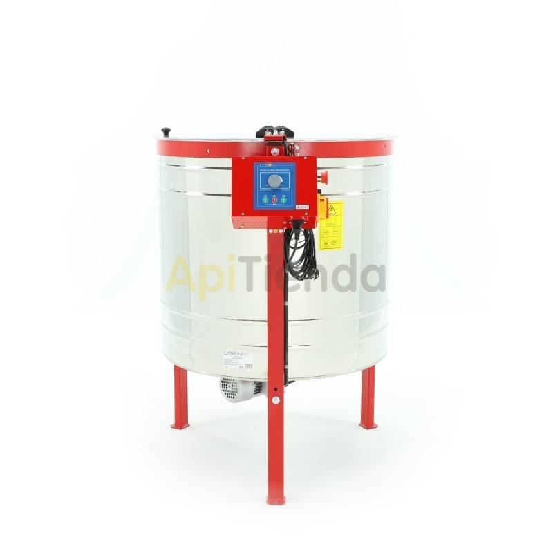 Extractores Extractor 4 cuadros Dadant reversible automático Classic P1 y P8 Extractor 4 cuadros Dadant reversible automático F