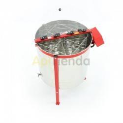 Extractor 4 cuadros Dadant reversible automático Classic P1 y P8