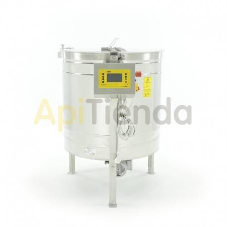 Extractor 6 c Langstroth , reversible automático Premium
