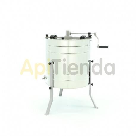 Extractores Extractor radial-manual, 20C  1/2 Alza Dadant-MINIMA  Extractor radial de acción manual fabricado en acero inoxidab