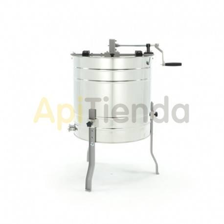 Extractores Extractor radial-manual, 20C  1/2 Alza Dadant-OPTIMA Extractor radial fabricado en acero inoxidable.    Extracto