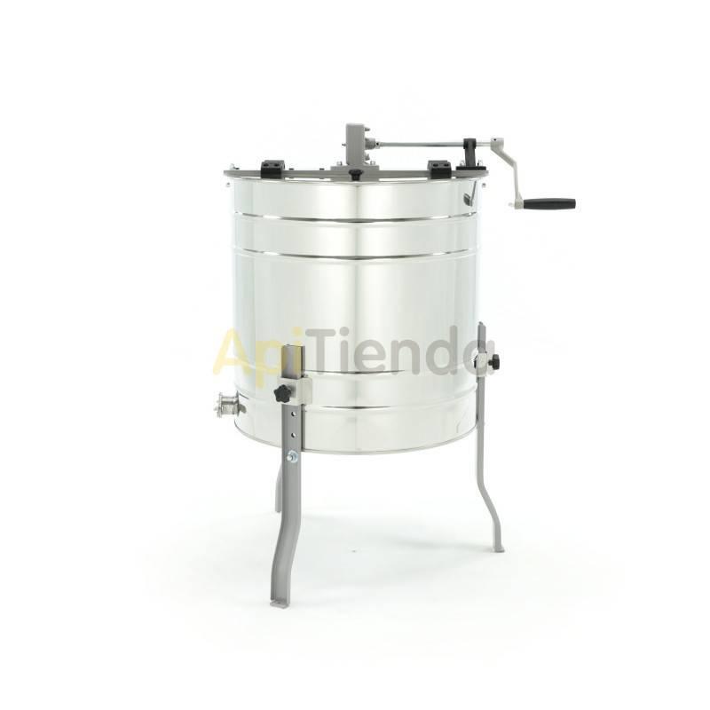 Extractor radial-manual, 20C  1/2 Alza Dadant-OPTIMA