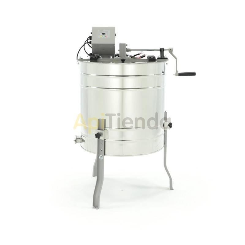 Extractor radial 20 alza Dadant Ø600 OPTIMA