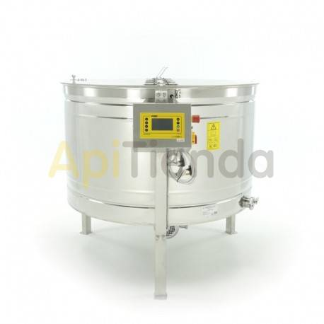 Extractores Extractor radial 56c Dadant, 56c Langstroth Ø1200mm PREMIUM Capacidad 42c Langstroth o 42c 1/2Dadant .36c Dadant. Ga