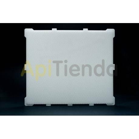 Colmenar Lámina de Plástico LAYENS Tipo de material: Polipropileno alimentario Medidas lámina: 360x305x6,25 mm. (medidas sin pe