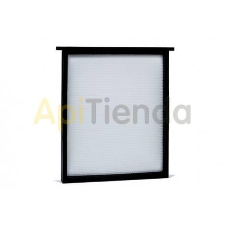 Colmenar Cuadro Plástico LAYENS Tipo de material: Polipropileno alimentario y marco en Antichoque Medidas cuadro: 365x400x25 mm