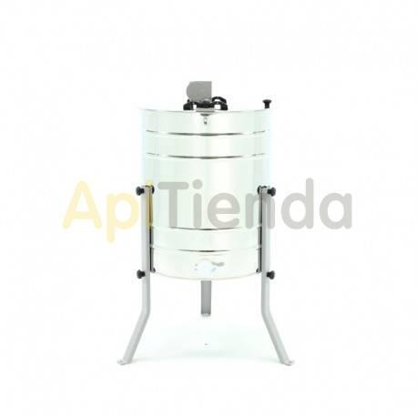 Extractores Extractor reversible 4 cuadros Dadant manual Optima Extractor de 4 cuadros Dadant o 8 cuadros de media alza(altura