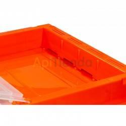 Alimentacion Alimentador Combo 2.5 KG | 3L Alimentador para colmenas, con posibilidad de combinar alimento líquido y solido. Fa