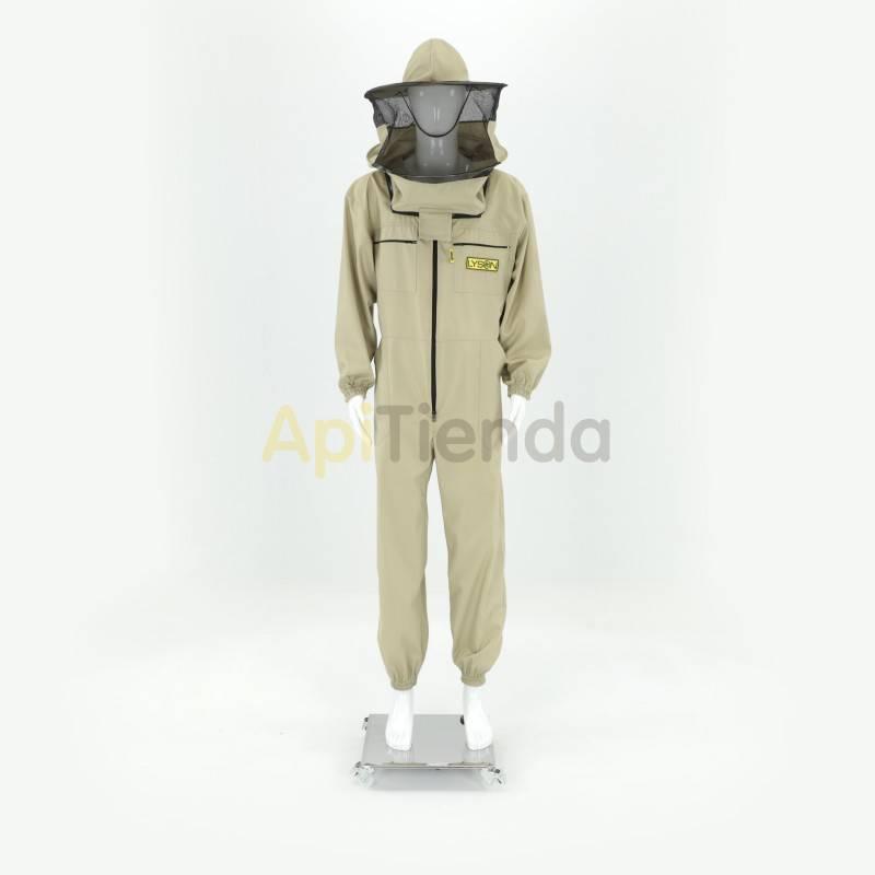 Buzo apicultor careta redonda Classic