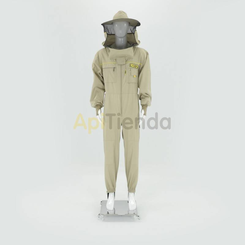 Premium Round Mask Bee Diver, Light grey or white color (depends on batch) Removable round cover, double fabric cap, high securi