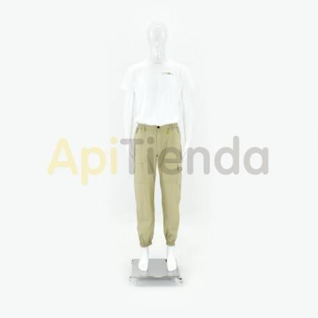 Ofertas Pantalón apicultor Premium Pantalon con gomas, especial para apicultores. Algodon 100%. Tela fuerte Calidad extra Col