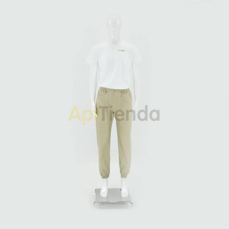 Vestuario Pantalón apicultor Classic   Pantalon con gomas, especial para apicultores.  Algodon 100%. Tela fuerte Calidad ex