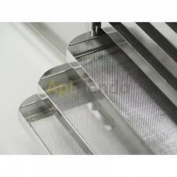 Maquinaria Secadero de Polen 48 Bandejas de acero inoxidable (600L) Secador de polen - 48 cajones (capacidad: 600 l)  DATOS TÉ