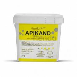 APIKAND feed substitute for pollen 2KG, APIKAND - POLEN SUBSTITUTE was specially developed as a pollen replacement by ensuring t