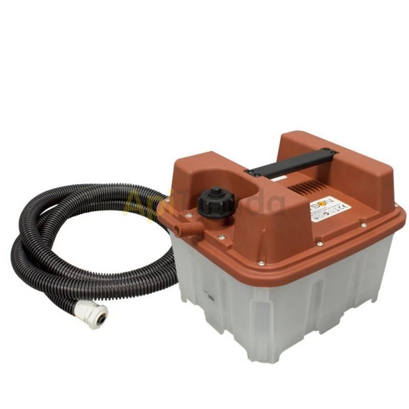 Fundidoras de cera Generador de vapor 4l Generador de potencia con una capacidad de 2000 W con suministro de energía de 230V y c