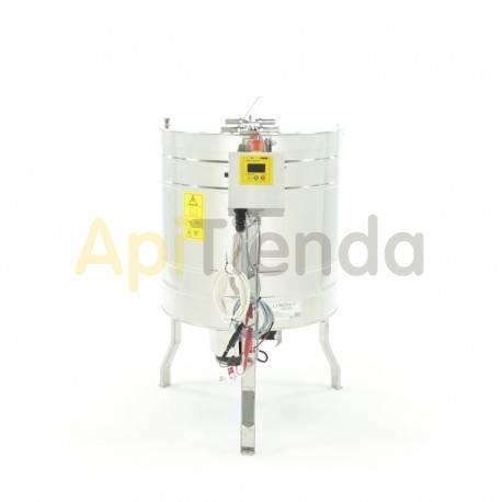 Extractores Extractor radial 18 alza Dadant Ø600 PREMIUM Capacidad 18 medios cuadros Dadant. Garantía 7 años Extractor radial Ø