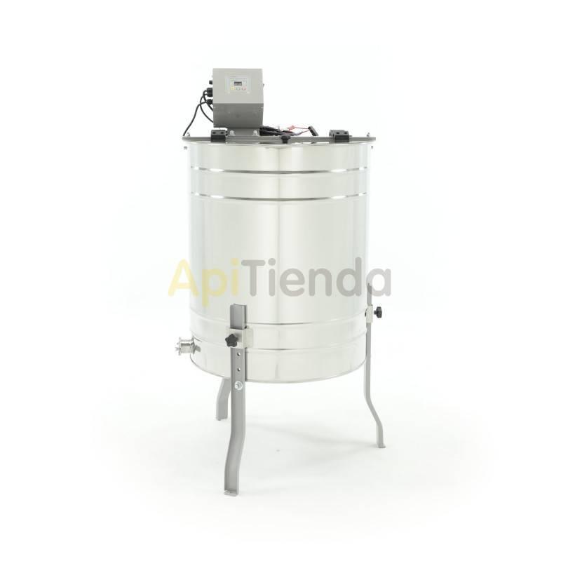 Extractores Extractor reversible 4 cuadros Dadant eléctrico Optima Extractor de 4 cuadros Dadant o 8 cuadros de media alza (altu