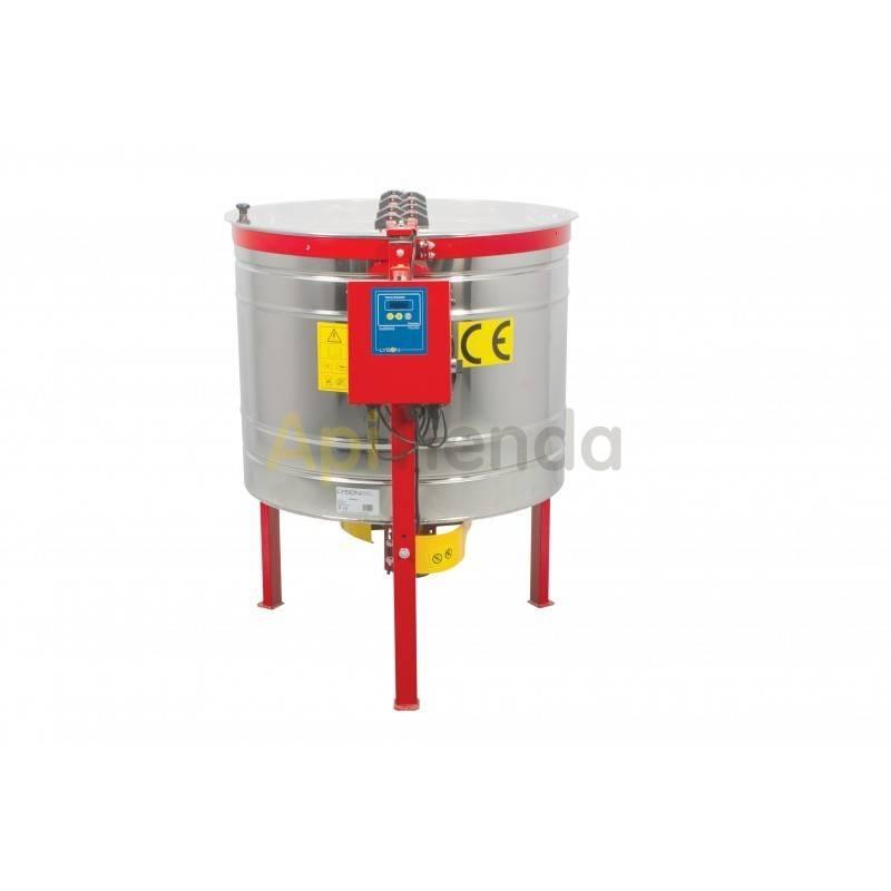 Extractores Extractor 6 c Langstroth reversible automático 12V/220V Optima Extractor para 6 cuadros Langstroth, reversible autom