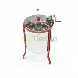 Extractores Extractor radial-manual, 20C  1/2 Alza Dadant-CLASSIC Extractor radial de acción manual fabricado en acero inoxidabl