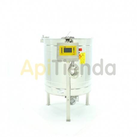 Extractores Extractor 4 cuadros Dadant reversible automático Premium Extractor 4 cuadros Dadant reversible automático Fabricado