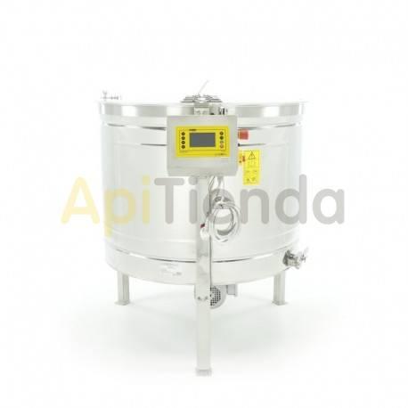 Extractor 8 c  Dadant reversible automático Premium