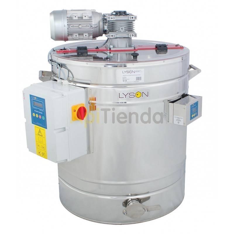 Mezclador-homogenizador de miel calefactado 200L