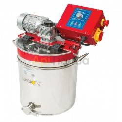 50L cream honey mixer, Cream honey mixerCapacity 50L. Power supply 220V 0 380VMade of stainless steel.Power 0.18 kW/ 50Hz36 revo