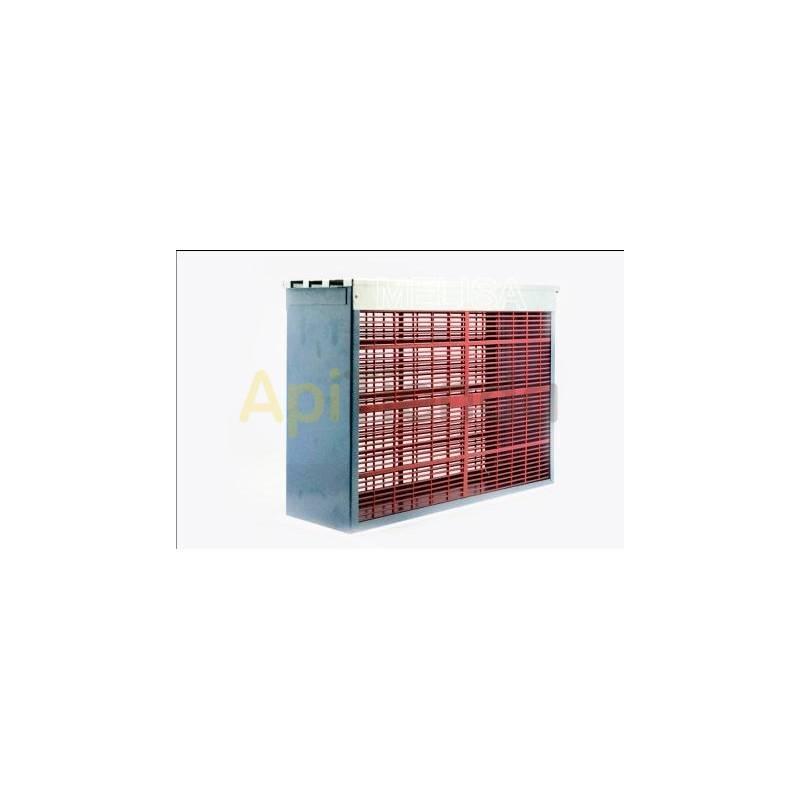 Excluidores / Escapes Caja excluidor de reina 3 cuadros Langstroth  Caja excluidor de reina 3 cuadros Langstroth Ideal para ai