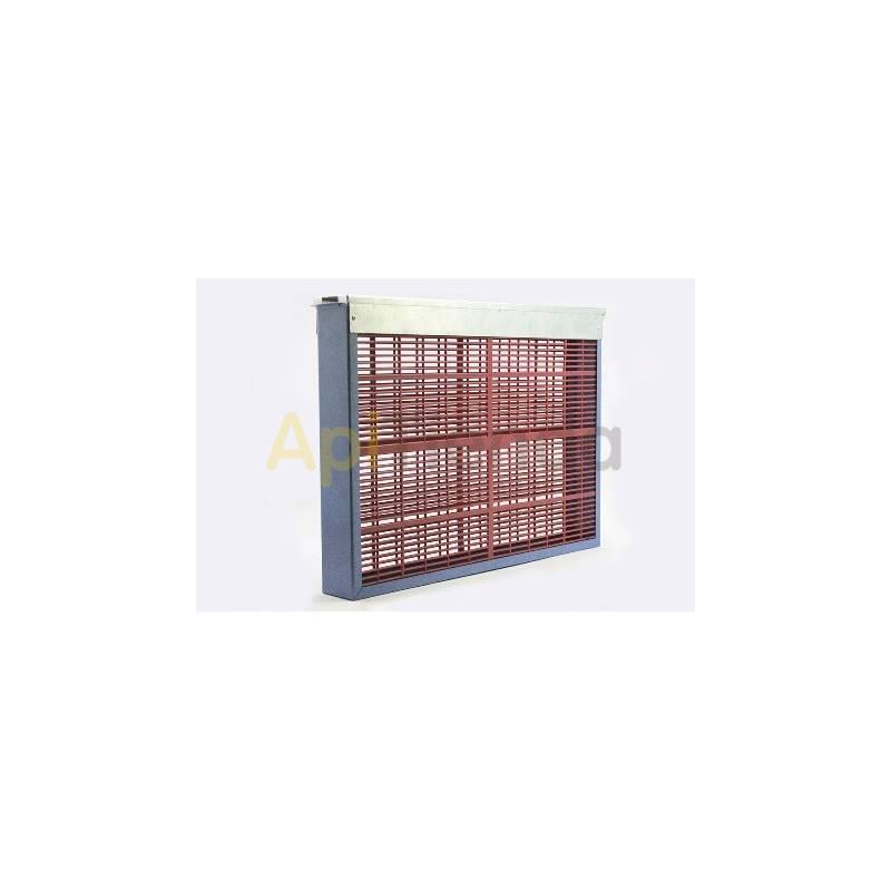 Excluidores / Escapes Caja excluidor de reina 1 cuadro Langstroth  Caja excluidor de reina 1 cuadro Langstroth Ideal para aisl