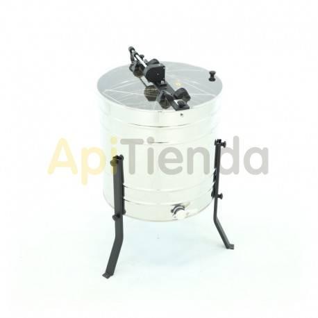 """Extractores Extractor 4 cuadros universal, tangencial, manual BASIC, ø600mm El extractor de 4 cuadros universal """"Lyson"""" Es com"""