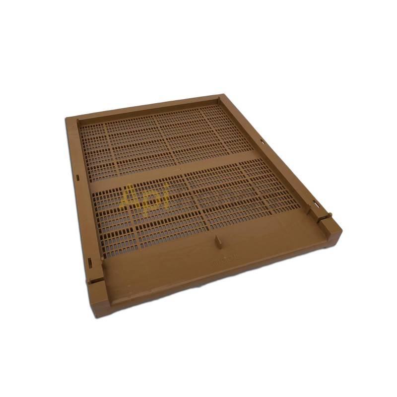 Colmenar Fondo sanitario NICOT Base para colmenas Dadant/Langstroth especial para las colmenas de plástico modelo NICOT También