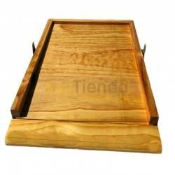 Fondo de madera colmena Langstroth/Dadant Dominguez