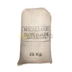 Polvo de oxido de hierro oligisto