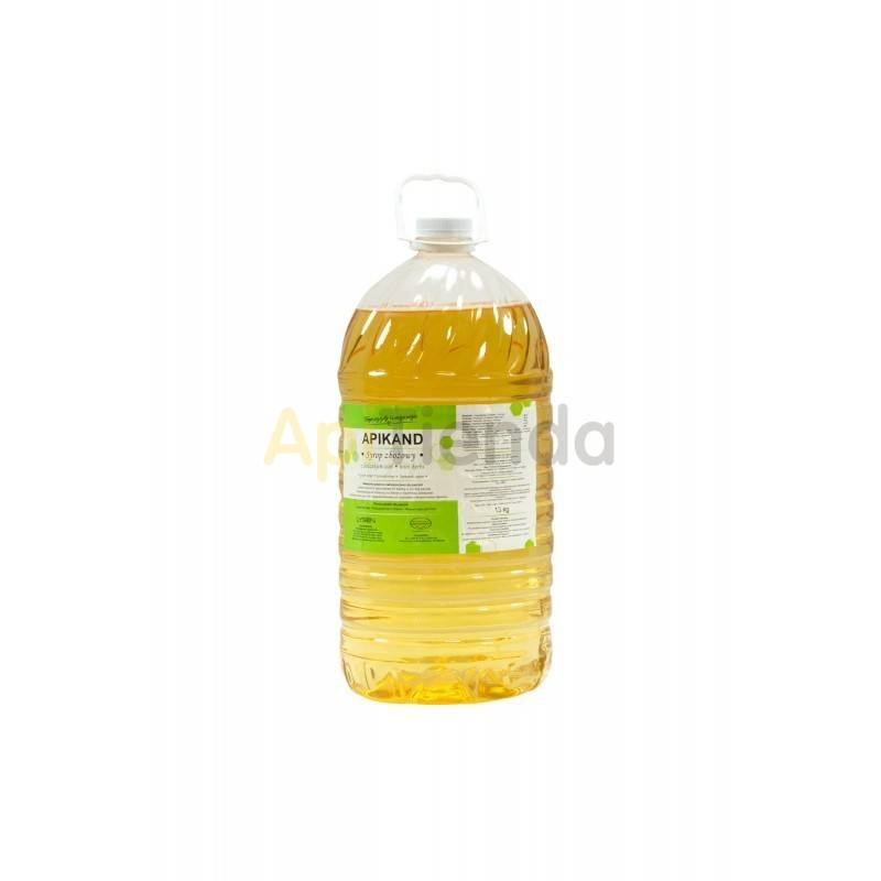 Alimentacion Alimento APIKAND jarabe de cereales con Hierbas Garrafa 13KG Apikand hierbas garrafa 13 KG Alimento completo para
