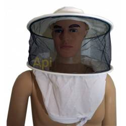 Spare mask diver/bluson cotton strong, Spare mask diver/bluson strong cotton, thick fabric cap, fiberglass grille and white fabr