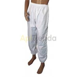 Nylon beekeeper pantalion, Double beekeeping trousers polyamide fabric (Nylon)Rubbers at waist and ankles for better fit, Divers