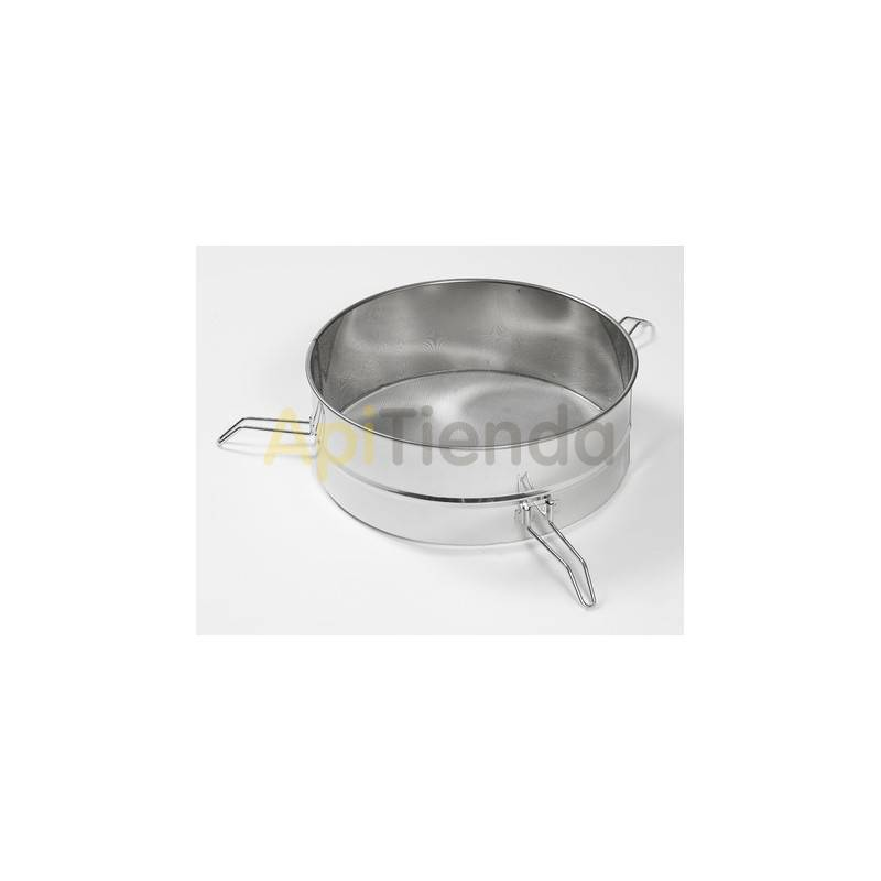 Filtro inox 46 cm para deposito 200-400 kg